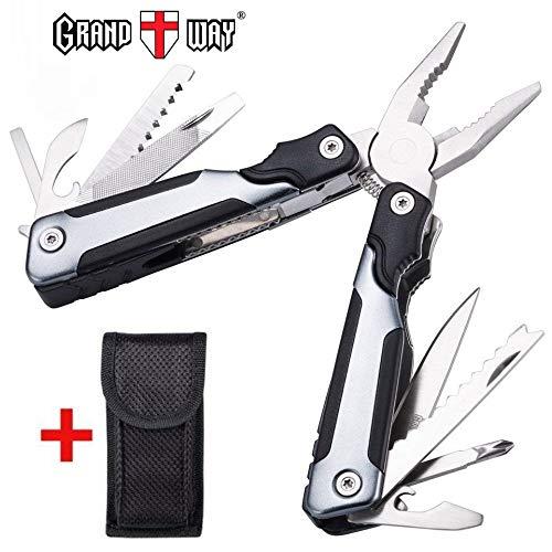 Grand Way Folding Karambit Knife Best Spring Assisted